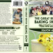 The Great British Baking Show Season 4 (2017) R1 DVD Cover