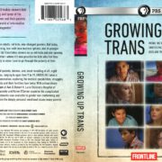 Growing Up Trans (2015) R1 DVD Cover
