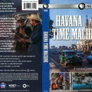 Havana Time Machine (2017) R1 DVD Cover