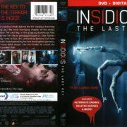 Insidious: The Last Key (2018) R1 DVD Cover