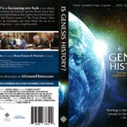 Is Genesis History? (2017) R1 DVD Cover
