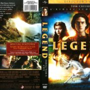 Legend (2011) R1 DVD Cover
