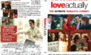 Love Actually (2004) R1 DVD Cover