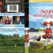 Mary and the Witch's Flower (2018) R1 DVD Cover