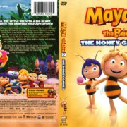 Maya the Bee 2: The Honey Games (2018) R1 DVD Cover