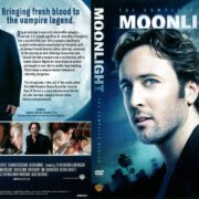 Moonlight The Complete Series (2007) R1 DVD Cover