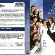My Big Fat Greek Wedding (2012) R1 DVD Cover
