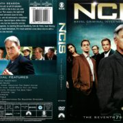 NCIS: Naval Crime Scene Investigative Service Season 7 (2010) R1 DVD Cover