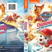 Paw Patrol: Summer Rescues (2018) R1 DVD Cover