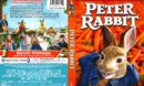 Peter Rabbit (2018) R1 DVD Cover