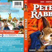 Peter Rabbit (2018) R1 DVD Cover