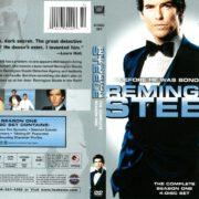 Remington Steele Season 1 (1982) R1 DVD Cover