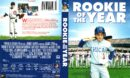 Rookie of the Year (1993) R1 DVD Cover