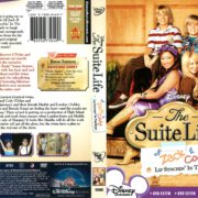 The Suite Life of Zack Cody: Lip Synchin' in the Rain (2008) R1 DVD Cover