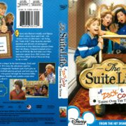 The Suite Life of Zack Cody: Taking Over the Tipton (2006) R1 DVD Cover
