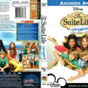 The Suite Life on Deck: Anchors Away! (2009) R1 DVD Cover