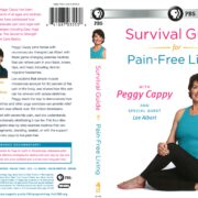 Survival Guide for Pain-Free Living (2018) R1 DVD Cover