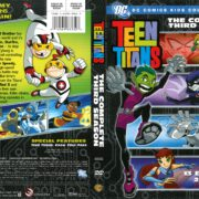 Teen Titans Season 3 (2007) R1 DVD Cover