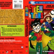 Teen Titans Season 4 (2007) R1 DVD Cover