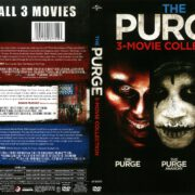 The Purge 3-Movie Collection (2016) R1 DVD Cover