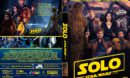 Solo-A Star Wars Story (2018) R1 CUSTOM DVD Cover & Label