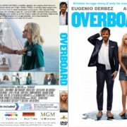 Overboard (2018) CUSTOM DVD Cover & Label