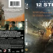 12 Strong (2018) R1 Blu-Ray Cover