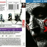 Jigsaw: The Game Continues (2018) R1 Blu-Ray Cover