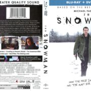 The Snowman (2017) R1 Blu-Ray Cover
