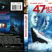 47 Meters Down (2017) R1 DVD Cover