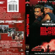 Blood In Blood Out: Bound By Honor (1993) R1 DVD Cover