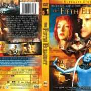 The Fifth Element (1997) R1 DVD Cover