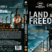 Land and Freedom (1995) R0 DVD Cover