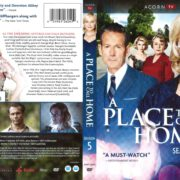 A Place to Call Home Season 5 (2017) R1 DVD Cover