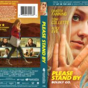 Please Stand By (2016) R1 DVD Cover
