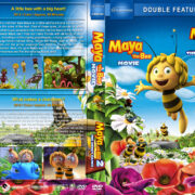 Maya the Bee Double Feature (2014-2018) R1 Custom DVD Cover