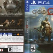 God of War (2018) NTSC PS4 Cover