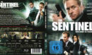 The Sentinel - Wem kannst du trauen (2009) R2 German Blu-Ray Covers & Label