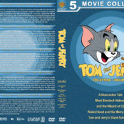 Tom and Jerry Collection - Volume 2 (2007-2013) R1 Custom DVD Cover