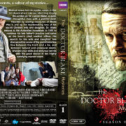 The Doctor Blake Mysteries – Season 1 (2015) R1 Custom DVD Cover & Labels