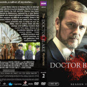 The Doctor Blake Mysteries – Season 2 (2015) R1 Custom DVD Cover & Labels