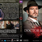 The Doctor Blake Mysteries – Season 3 (2016) R1 Custom DVD Cover & Labels