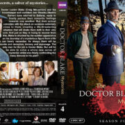 The Doctor Blake Mysteries – Season 4 (2016) R1 Custom DVD Cover & Labels