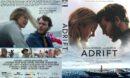 Adrift (2018) R1 CUSTOM DVD Cover & Label