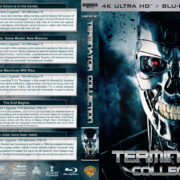 Terminator Collection-5 (1984-2015) R1 Custom UHD 4K Cover