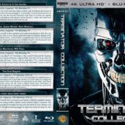 Terminator Collection-5 (1984-2015) R1 Custom UHD 4K Cover