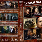 The DaVinci Code / Angels & Demons / Inferno Triple Feature (2006-2016) R1 Custom UHD 4K Cover