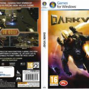 Dark Void (2013) PC DVD Cover