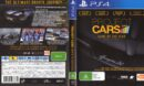 Project CARS Game of the Year Edition (2016) PAL PS4 Cover