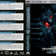 Transformers Collection (2007-2017) R1 Custom UHD 4K Cover